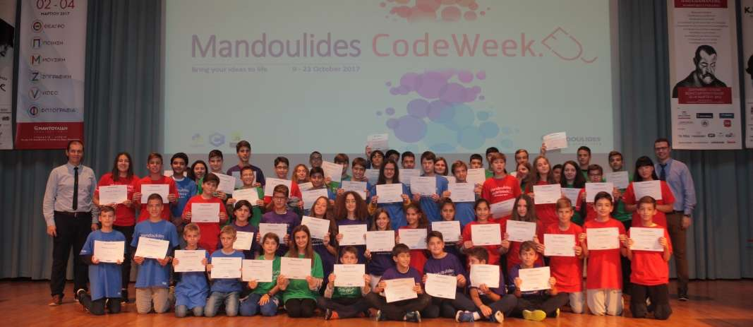 Mandoulides Codeweek