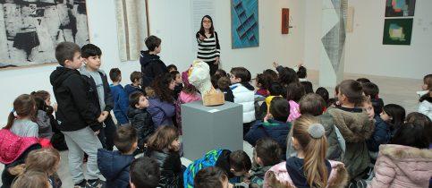 Τα πρωτάκια στο Μακεδονικό Μουσείο Σύγχρονης Τέχνης