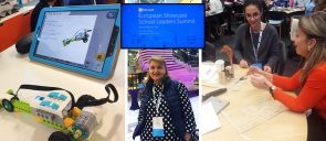 Mandoulides Schools at Microsoft Conference in Dublin