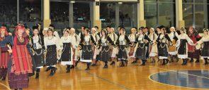 Traditional dance festival