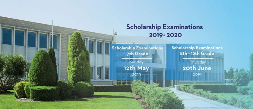 Scholarships 2019 - Mandoulides schools