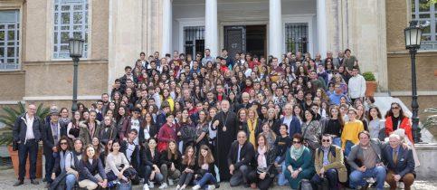 7o Διεθνές Μαθητικό Συνέδριο Λογοτεχνίας «Αντώνης Σαμαράκης. Ο αιώνιος έφηβος»