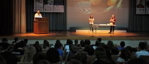 Για τρίτη χρονιά υλοποιήθηκε στα Εκπαιδευτήρια, από τις 20 - 23 Μαΐου, ο θεσμός του Υπουργείου Παιδείας, η Θεματική Εβδομάδα Ενημέρωσης και Ευαισθητοποίησης