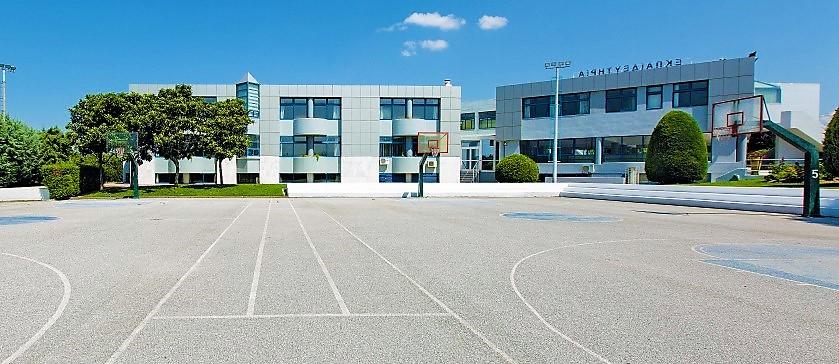 Υπαίθριες-Εγκαταστάσεις-Γυμνασίου-Λυκείου