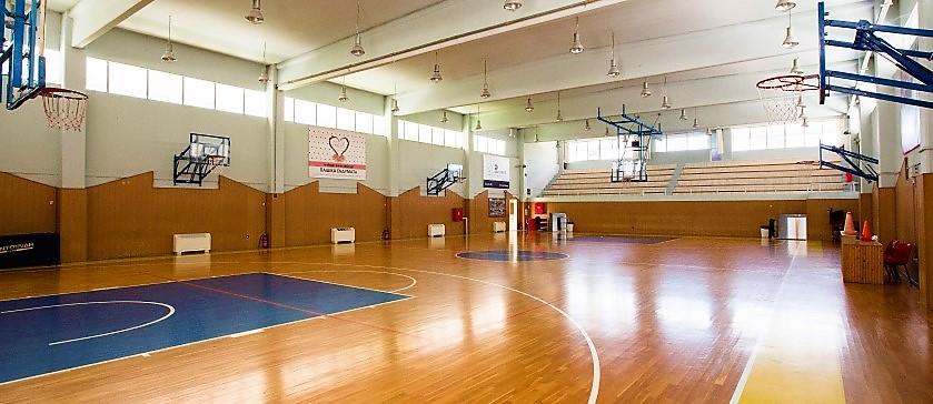 Γήπεδο-Καλαθοσφαίρησης-Δημοτικού