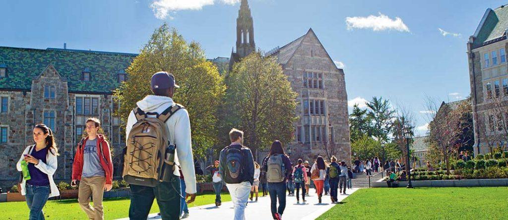 Studies Abroad: Επισκέψεις Εκπροσώπων Ξένων Πανεπιστημίων