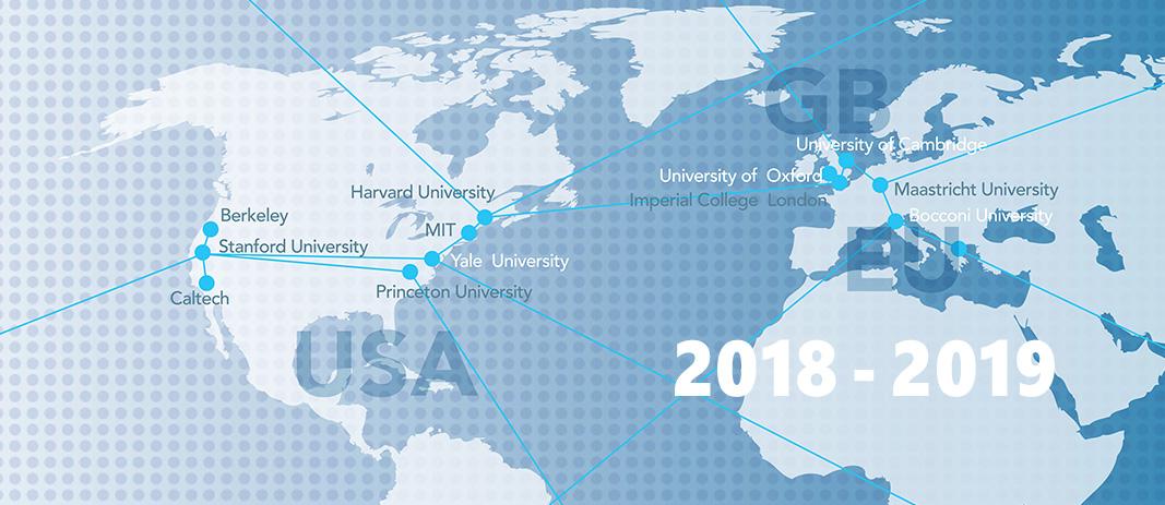 Studies Abroad - Θερινά Εκπαιδευτικά Προγράμματα στις Η.Π.Α. και στην Ευρώπη Καλοκαίρι 2019