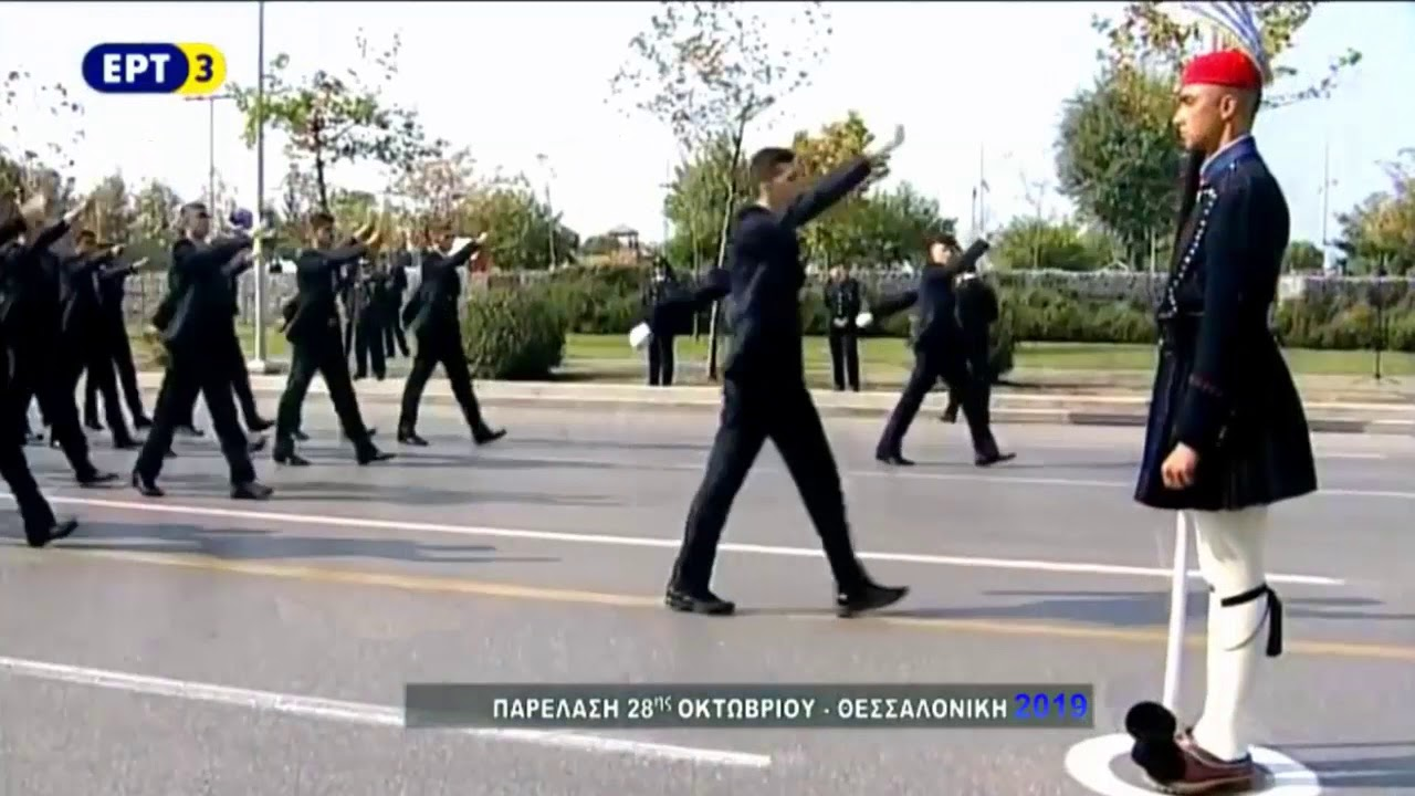 28th October Student Parade