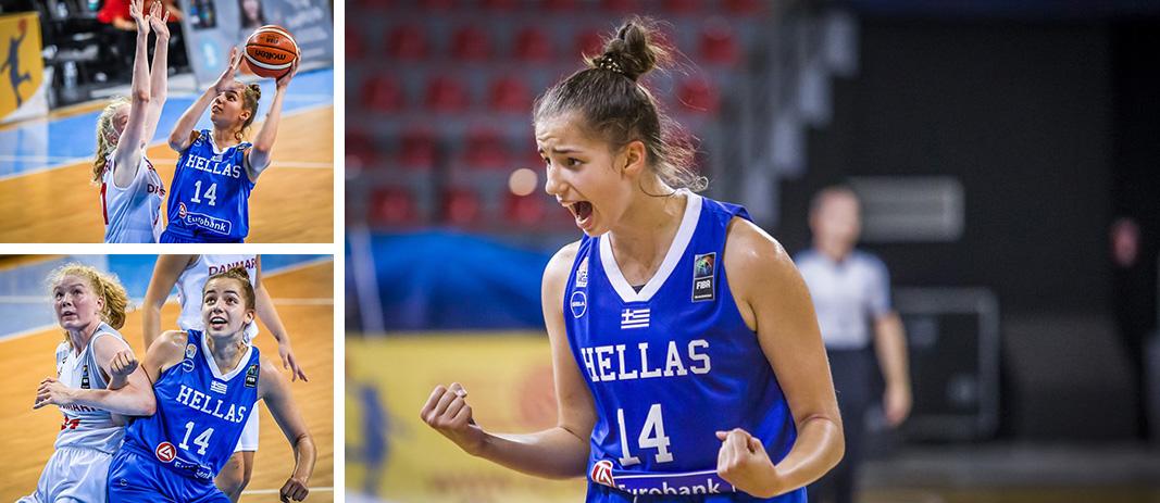 Νέο ρεκόρ στο μπάσκετ από μαθήτρια των Εκπαιδευτηρίων Ε. Μαντουλίδη