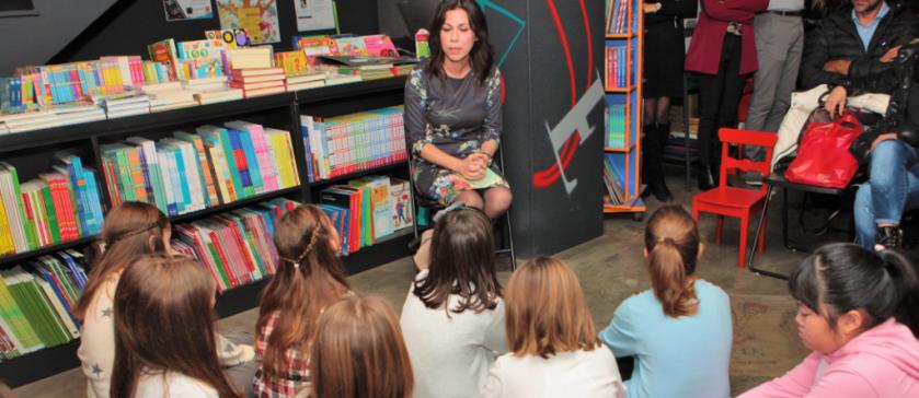 4th Grade at Konstantinidis bookstore