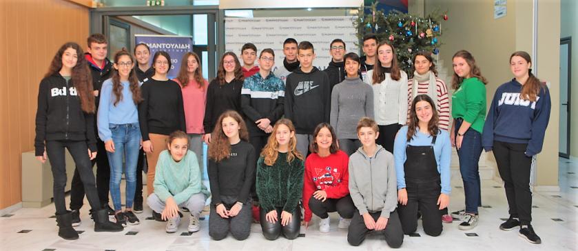 28 students excel in UN simulation