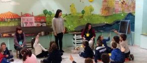2nd Grade visits the Children's Museum
