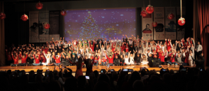 5th Grade Christmas performance