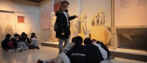 Η Γ΄ Δημοτικού στο Αρχαιολογικό Μουσείο