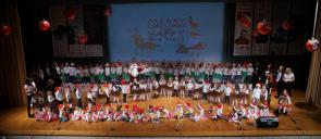 """English Garden Christmas Performance """"Feelin' Like Christmas"""""""