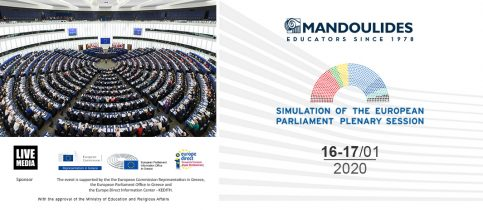 Simulation of the European Parliament Plenary Session