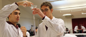 Students' distinctions in the local EUSO Experiment Competition