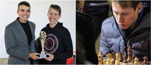 Πρωτιά σε Διεθνές Τουρνουά Σκάκι