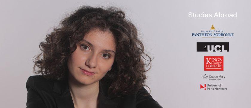 Η μαθήτρια της Γ' Λυκείου των Εκπαιδευτηρίων Ε. Μαντουλίδη, Ζωή - Μαρία Καμοπούλου, έγινε δεκτή στο κορυφαίο πανεπιστήμιο Université Paris 1 Panthéon Sorbonne της Γαλλίας για Νομικές Σπουδές.