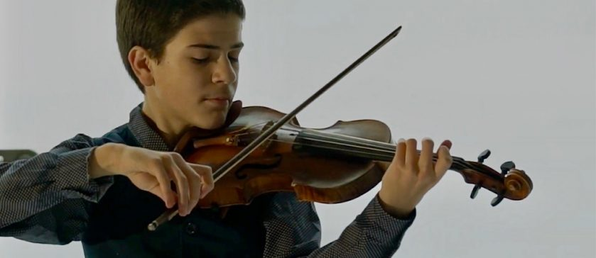 1ο βραβείο σε Διεθνή Μουσικό Διαγωνισμό