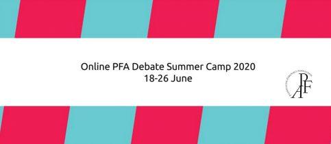 Debate Summer Camp