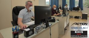 Protection against Covid-19 offered to our administrative staff