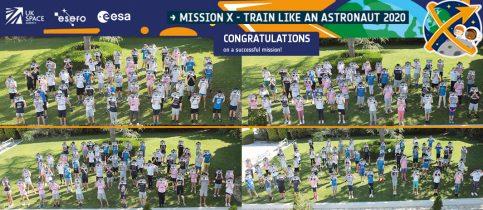 «Mission X: Train like an astronaut»