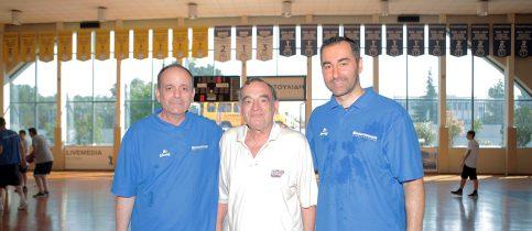 Ροδόπουλος - Καμπερίδης - All Star Basketball Camp