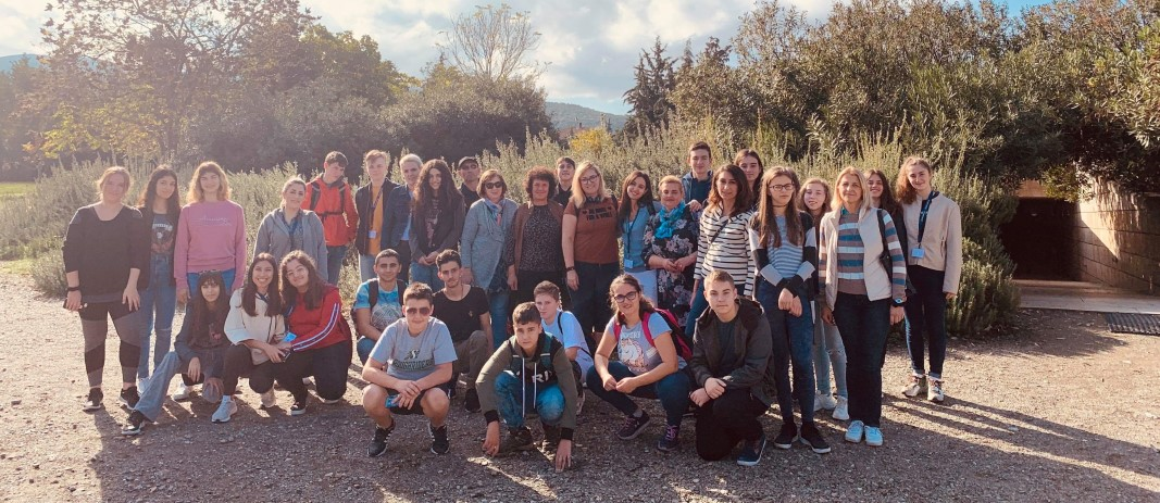 erasmus+ - Ιστορία της Μακεδονίας.
