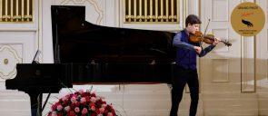 Thanos Kiparos - Solist - Wiener Saal Mozarteum Hall