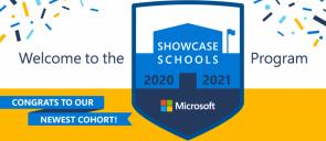 miscrosoft showcase schools