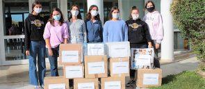 Η Ομάδα Εθελοντισμού των Εκπαιδευτηρίων έδειξε έμπρακτα την υποστήριξή της στους πληγέντες από την πρόσφατη σφοδρή κακοκαιρία στην περιοχή της Καρδίτσας.- Mandoulides volunteer group