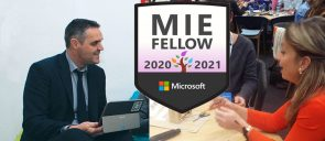 Microsoft Innovative Educator (MIE) Fellows
