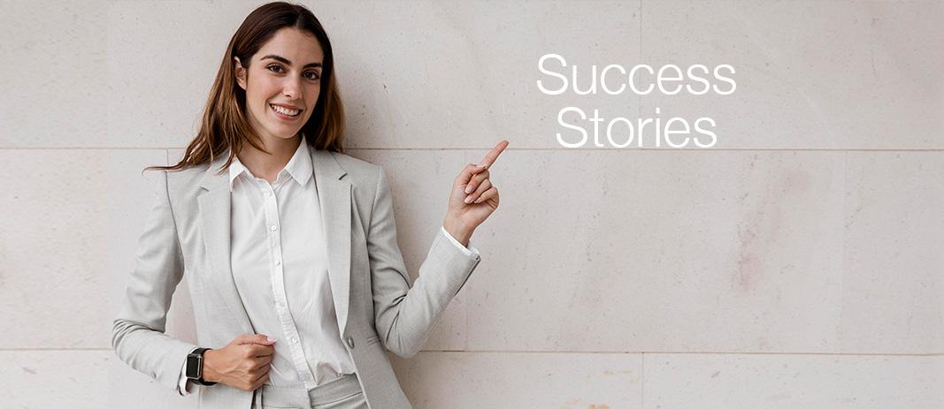 Success Stories 2021