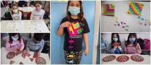Τι σχέση έχουν τα lego με τα κλάσματα; Πώς βοηθά η συνταγή μιας πίτσας στην κατανόηση των κλασμάτων; Η δημιουργία πολύχρωμων χαρταετών και ο διαχωρισμός των smarties σε χρωματικές ομάδες βοηθούν τα παιδιά στην εξοικείωση με τους κλασματικούς αριθμούς;