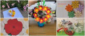 Η γιορτή των λουλουδιών και της άνοιξης έφτασε και οι μαθητές της Γ΄ Δημοτικού καλωσορίζουν τον Μάιο, φτιάχνοντας όμορφα μαγιάτικα στεφάνια και στέλνουν με αυτόν τον τρόπο μηνύματα χαράς, ελπίδας και αισιοδοξίας!