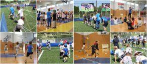 «Ημέρα Αθλητισμού» στο Νηπιαγωγείο, το English Garden και τον Παιδικό Σταθμό των Εκπαιδευτηρίων σημαίνει αυλές γεμάτες παιδικές φωνές και χαμόγελα