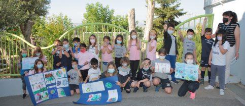 Η Παγκόσμια Ημέρα Περιβάλλοντος ήταν απλώς η αφορμή για τους μαθητές της Β΄ Δημοτικού, προκειμένου να δείξουν για άλλη μια φορά την περιβαλλοντική τους ευαισθησία.