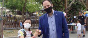 Σημαντική πρωτοβουλία ανέλαβε η μαθήτρια του Δημοτικού Σχολείου των Εκπαιδευτηρίων Μαντουλίδη Αναστασία Σύλια Χατζηαθανασίου για τον καθαρισμό και τον ευπρεπισμό υπαίθριου χώρου στον Δήμο Καλαμαριάς.