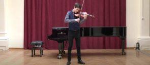 Εξαιρετικές διακρίσεις κατέκτησε ο μαθητής Θ. Κυπάρος (Β΄ Γυμνασίου) στον 4ο Πανελλήνιο Διαγωνισμό «Orpheus Soloists 2021». Πιο συγκεκριμένα, κατέκτησε: