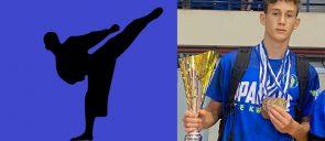 Σεπτ 2021-Μ. Αρχίπωβ - Διακρίσεις στο Πανελλήνιο Πρωτάθλημα Tae Kwon Do Εφήβων/Νεανίδων